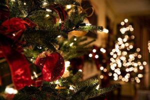Árbol de navidad Terapias Ágora